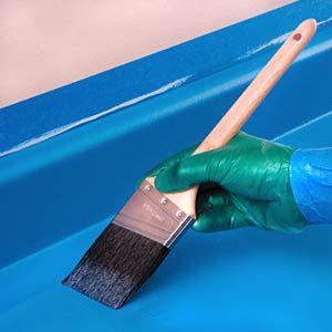 How to Paint Bathroom Countertops
