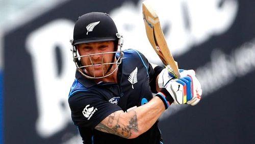 New Zealand Captain Brendon McCullum Hints at ODI Retirement - http://www.tsmplug.com/cricket/new-zealand-captain-brendon-mccullum-hints-at-odi-retirement/