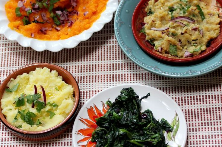 Bhaate-Bhat (Bengali Mashed Vegetables and Rice) recipe on Food52