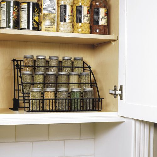 Spruce Up Your Kitchen With These Cabinet Door Styles: 17 Best Ideas About Pull Down Spice Rack On Pinterest