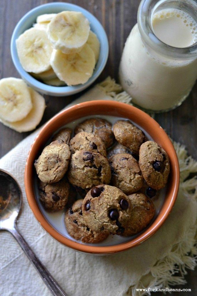 Homemade Cookie Crisp Cereal - Fork & Beans