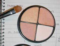 Pressing your own eyeshadow is easier than you may think