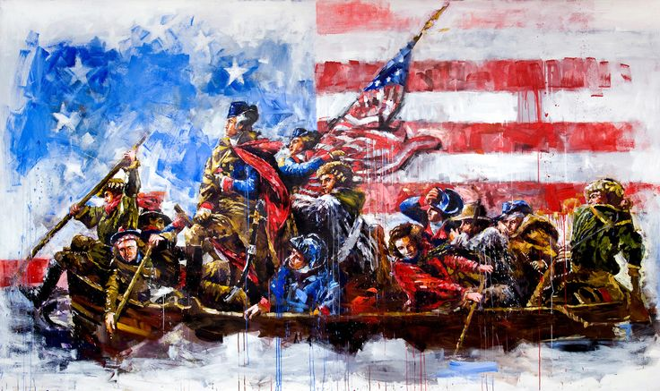 Delaware - Steve Penley... This WILL be in my house- the print not the painting. I'm not that rich.