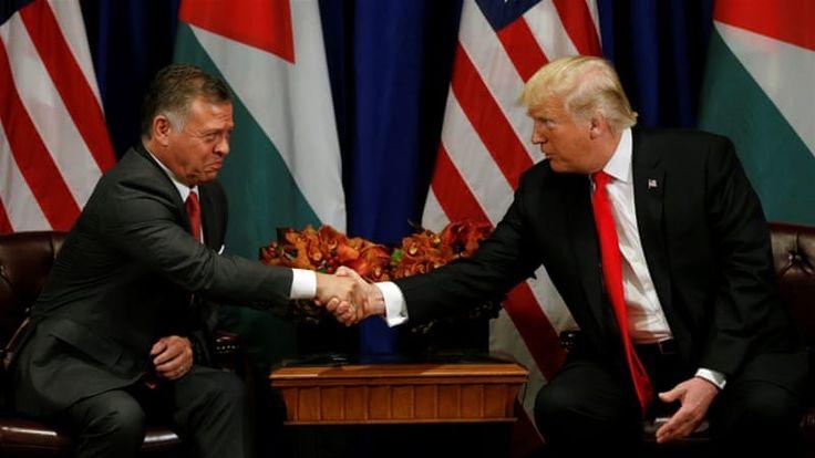 Jordan 'humiliated' by Trump's decision on Jerusalem http://ift.tt/2Be54vM