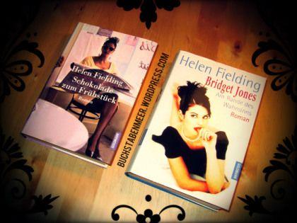 Bridget Jones - Helen Fielding Book Buch
