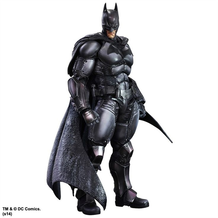 Batman Arkham Origins Play Arts Kai Action Figure 27 cm