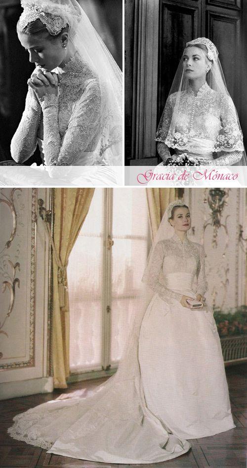 Boda del Príncipe Rainiero de Mónaco y Grace Kelly, Príncipes de Mónaco