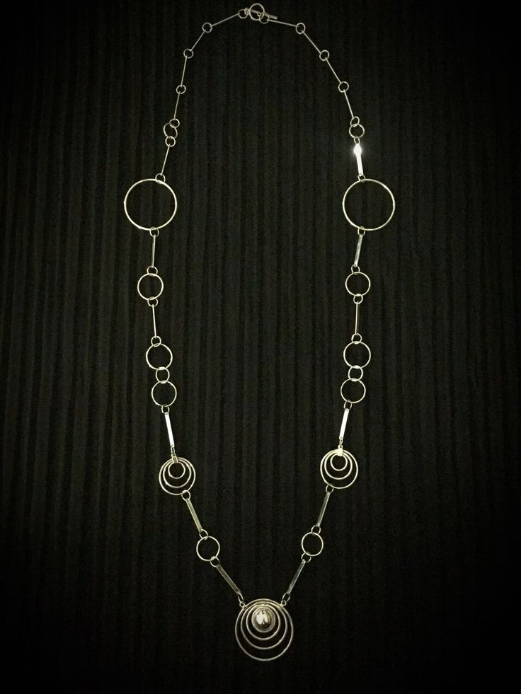 Kataleya creations - sterling silver chain.