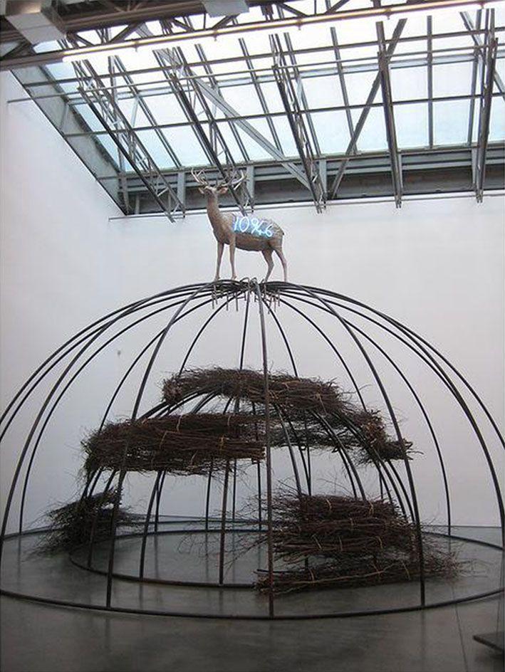Mario Merz, Untitled 1998