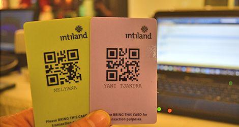 Disain kartu QR Code Buku Tamu Digital #bukutamudigital #qrcode #events #corporateevents