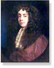 Portrait of Henry Morgan as a young man. Copyright Data Wales 2001.