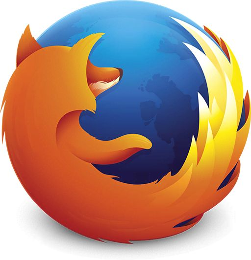 "Mozilla - Firefox Web browser.   ""Trusted, Flexible, Fast — Committed to you, your privacy and an open Web — Mozilla"""