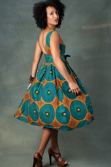 Jayde Coral Dress Latest African Fashion African Prints African Fashion Styles African
