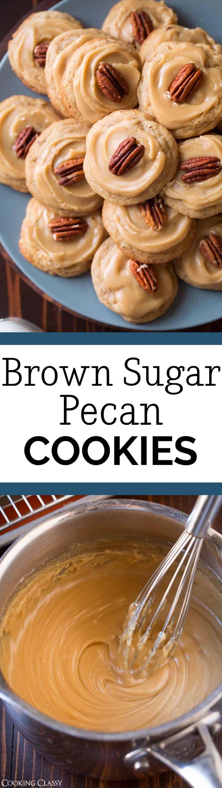 pecan cookies  | Posted By: DebbieNet.com