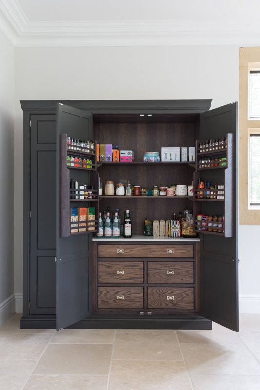 The Cooks Pantry at The Grange, Ascot Project | Humphrey Munson #humpreymunson…