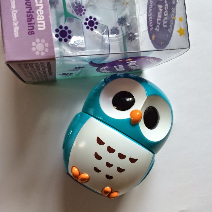 Be FaMo: owl hand cream - its a hoot! Review