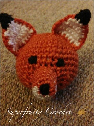 Foxes and Crochet on Pinterest