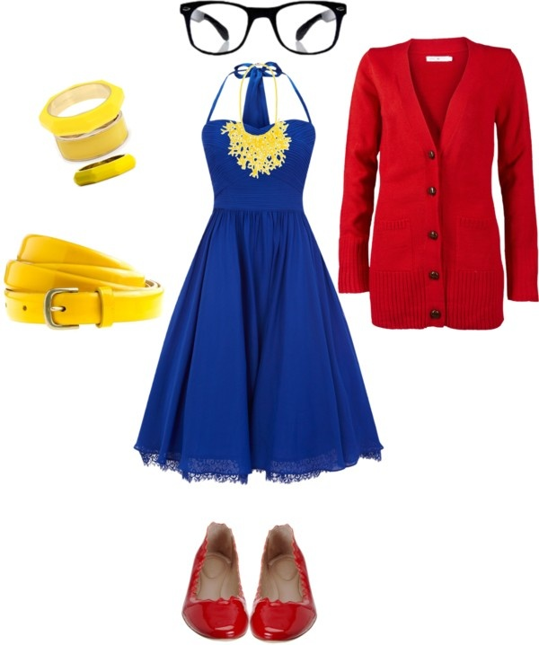 """""""Superman outfit"""" by katie-lane1013 on Polyvore"""