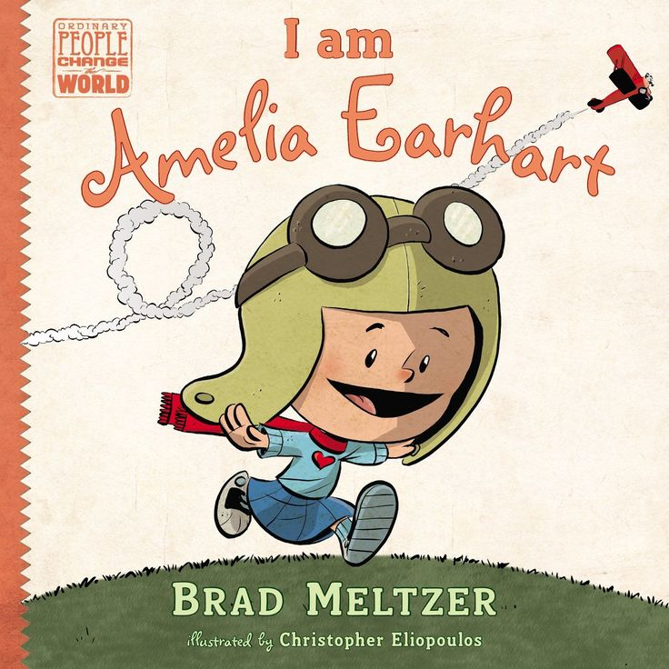 Amelia earhart mini unit freebie brad meltzer amelia