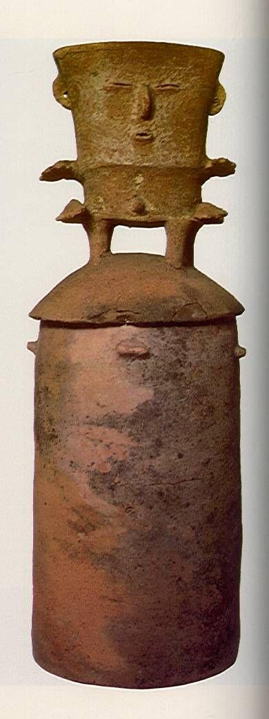 Urna funeraria - Cultura SINÚ