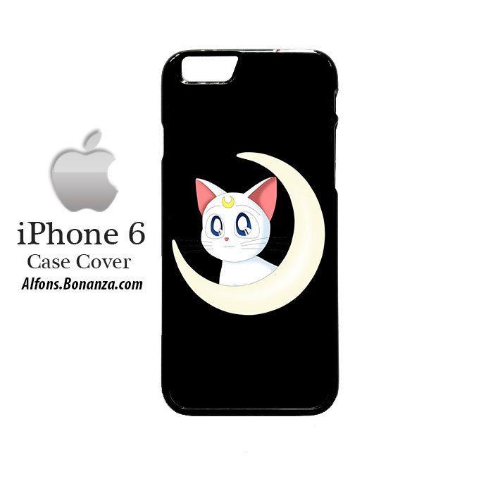 Artemis Cat Crescent iPhone 6 Hard Case