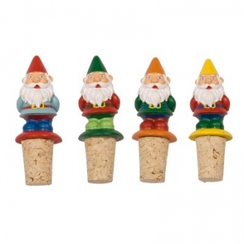 Rice - Bottle Stoppers Gnomes
