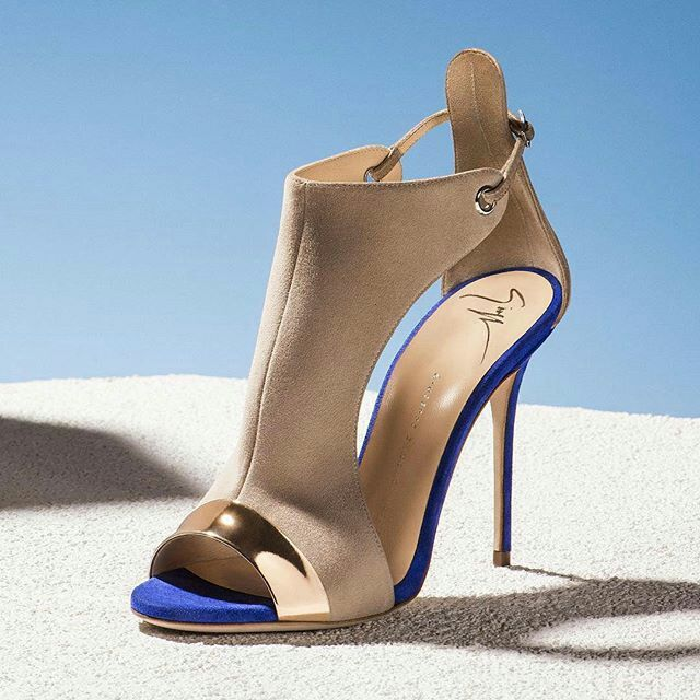 Giuseppe Zanotti Design · Woman Shoes High HeelsNude ...