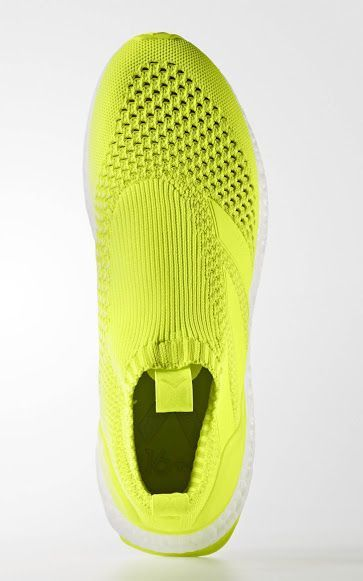 The Adidas Ace PureControl UltraBoost shoes bring the laceless Adidas Ace  PureControl soccer boots to running and lifestyle.