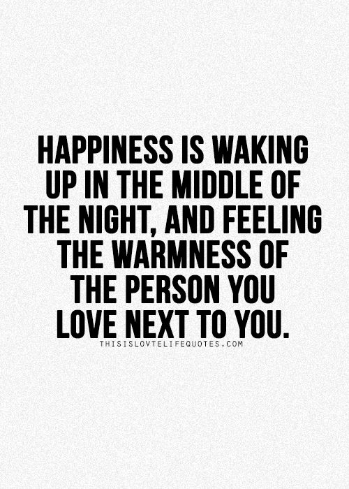 Waking Up Next To Someone You Love Quotes | Love Quotes Everyday