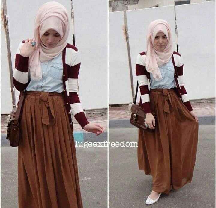 Muslimah fashion  hijab style inspiration