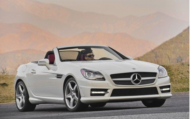 2014 Mercedes-Benz SLK Class Review, Ratings, Specs, Prices, and Photos - The Car Connection