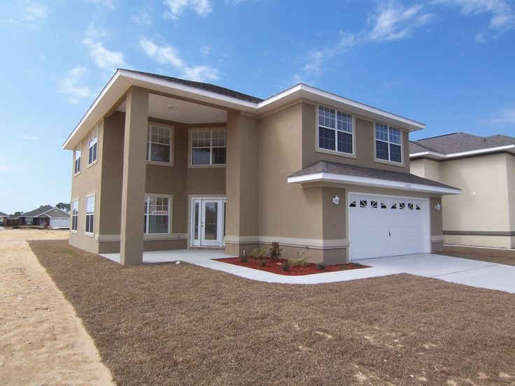 Everyone Always Has That Question When Installing Stucc Exterior House Colors Stucco Cement And