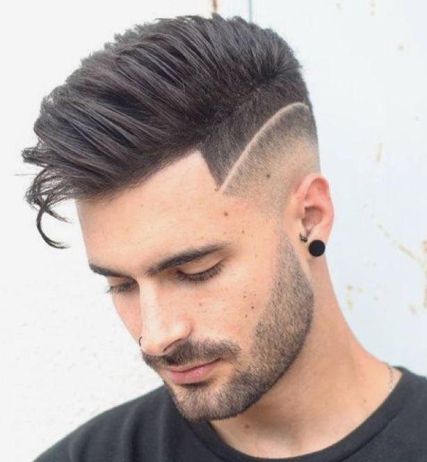 Pin En Peinado Para Hombres