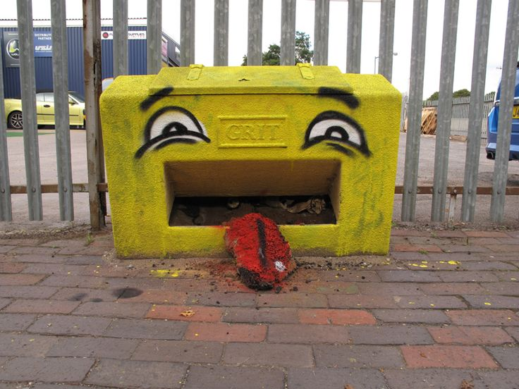Delightful Inflatable Installations and Character Street Art by Filthy Luker