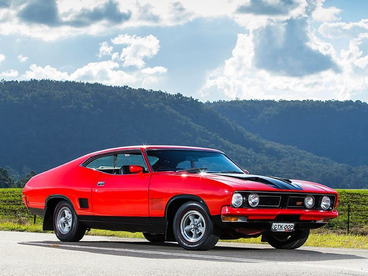 Ford XB Falcon GT 351 Coupe | Trade Unique Cars Australia