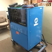 MILLER SYNCROWAVE 300 AIR-COOLED AC/DC TIG & STICK WELDING WELDER