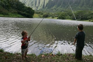 17 best images about places for kids on oahu field trips for Fishing spots oahu