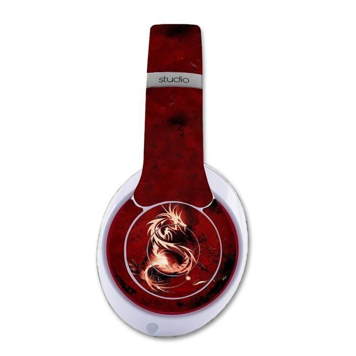 mortal kombat decal for Monster Beats Studio 2.0 wireless headphones