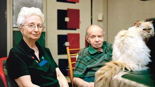 Herb and Dorothy vogel