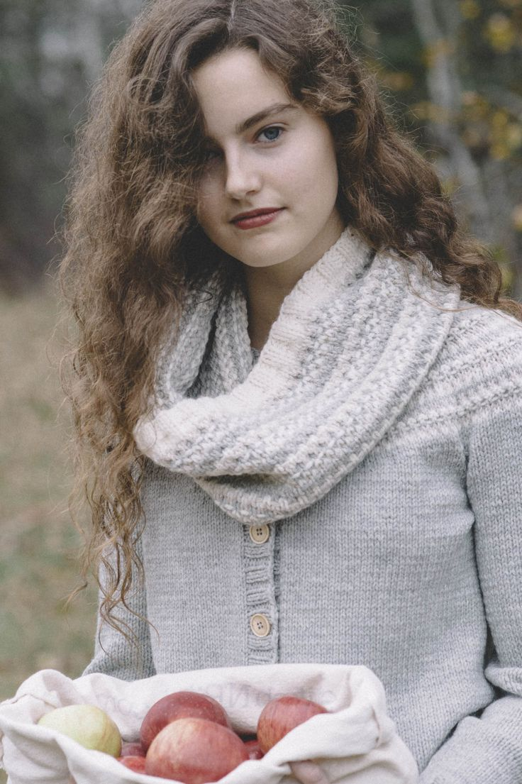 harriet cowl / from slip stitches, a collection by carrie bostick hoge / in q...