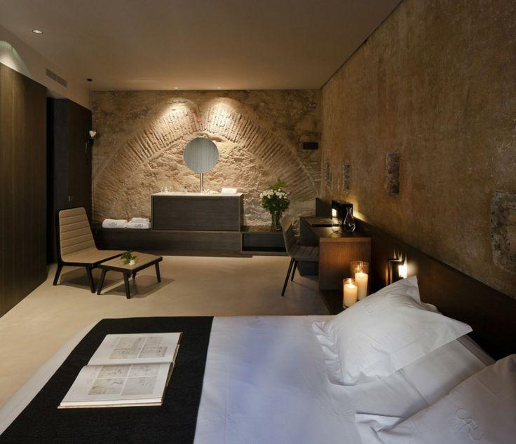 2012 Caro Hotel Design by Francesc Rifé Studio Interior Pictures and Images