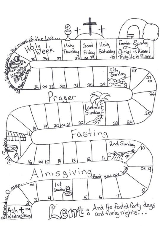 Ash Wednesday Coloring Pages Best Coloring Pages For Kids Lent 40 Days Of Lent Kids Calendar