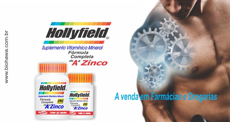 HOLLYFIELD DE A  ZINCO