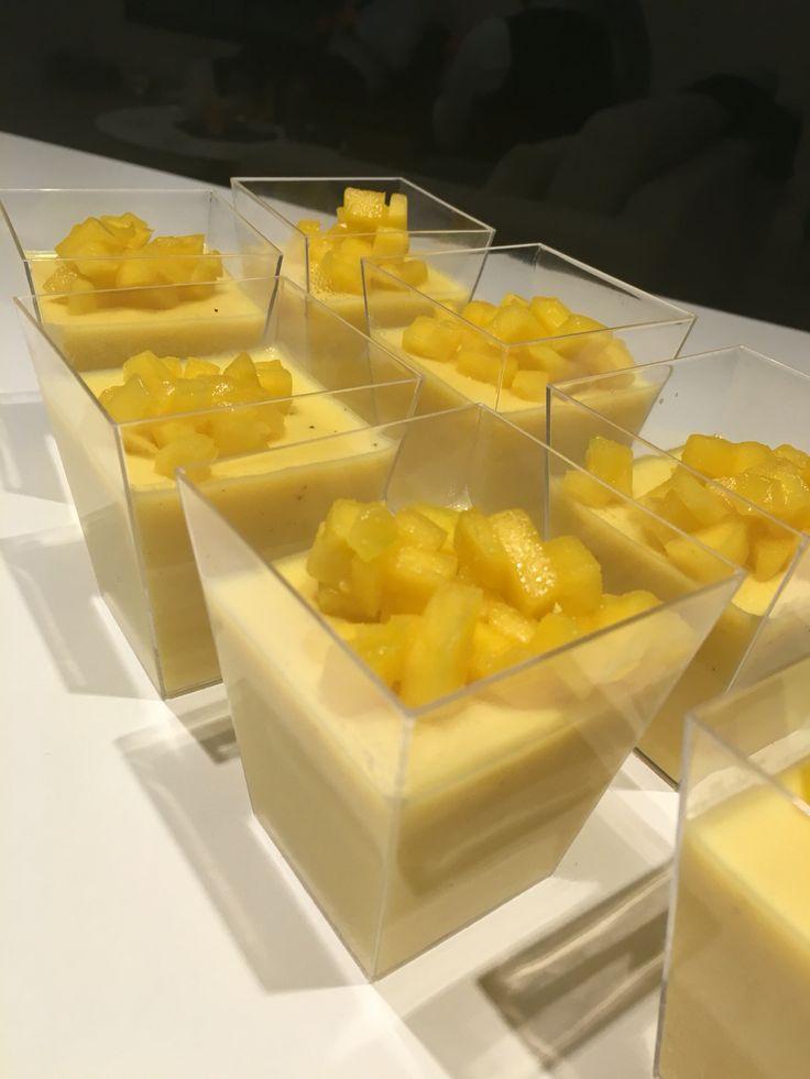 Mangopudding ❤️