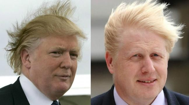 Scary blonde ambition: The parallel lives of Donald Trump and Boris Johnson — The Malcontent