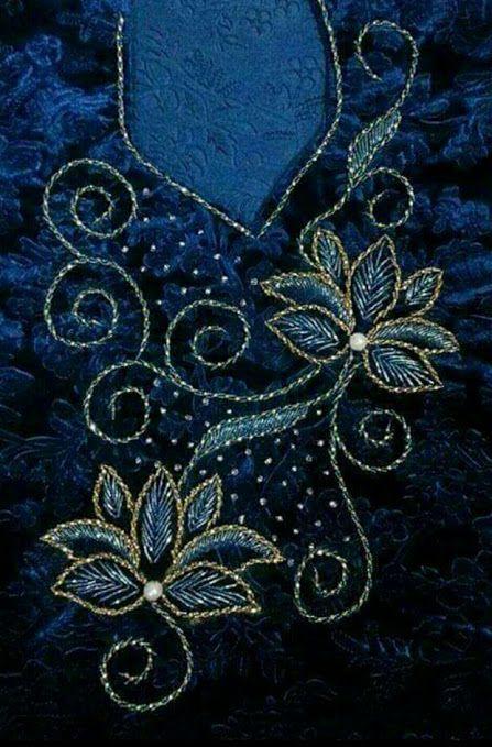 Best zardosi work images on pinterest blouses