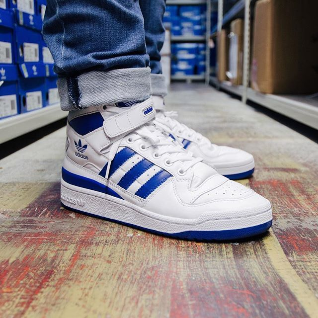 new style eee0a 158cd adidas Originals Forum Mid   Flame Footwear!   Adidas sneakers, Adidas  basketball shoes, Adidas