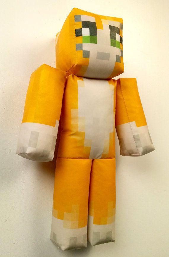 Stampylongnose Minecraft Stampy Cat Plush Toy