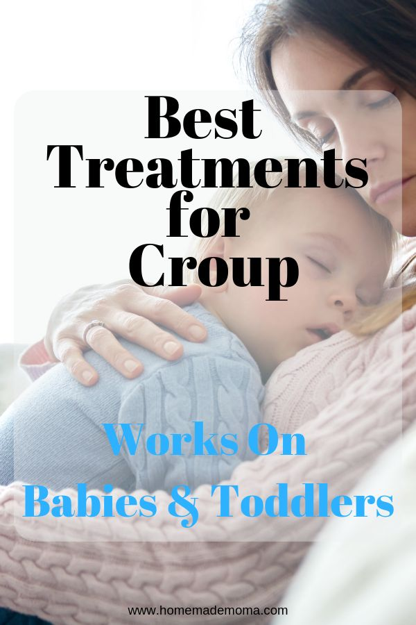 How To Deal With Croup In Babies And Toddlers ⋆