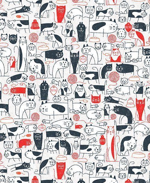 40 motifs, textures et patterns à découvrir - Inspiration graphique #14